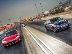 Model Sсможет разгоняться до96 километров вчас за2,4 секунды