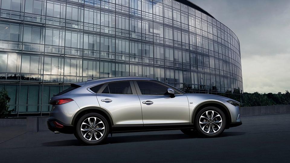 Купеобразный кроссовер Mazda останется моделью для Китая