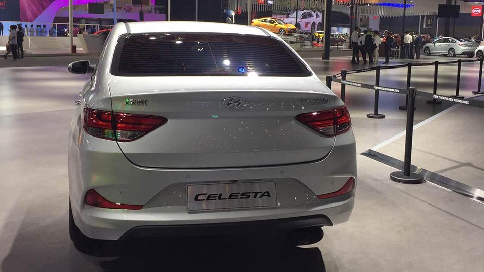 ВКитае дебютировала модель Celesta. Фото 1