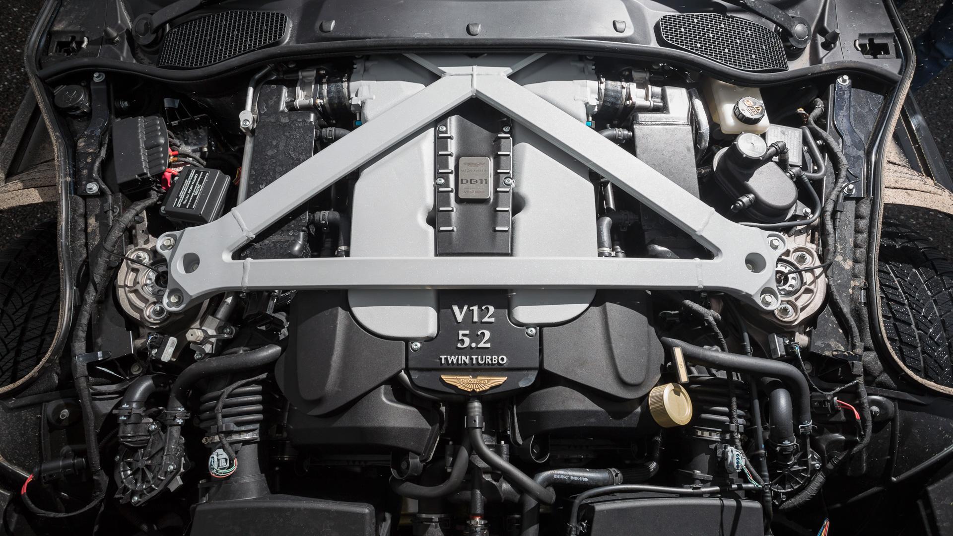 Тест-драйв мечты Джеймса Бонда: Aston Martin DB11. Фото 3