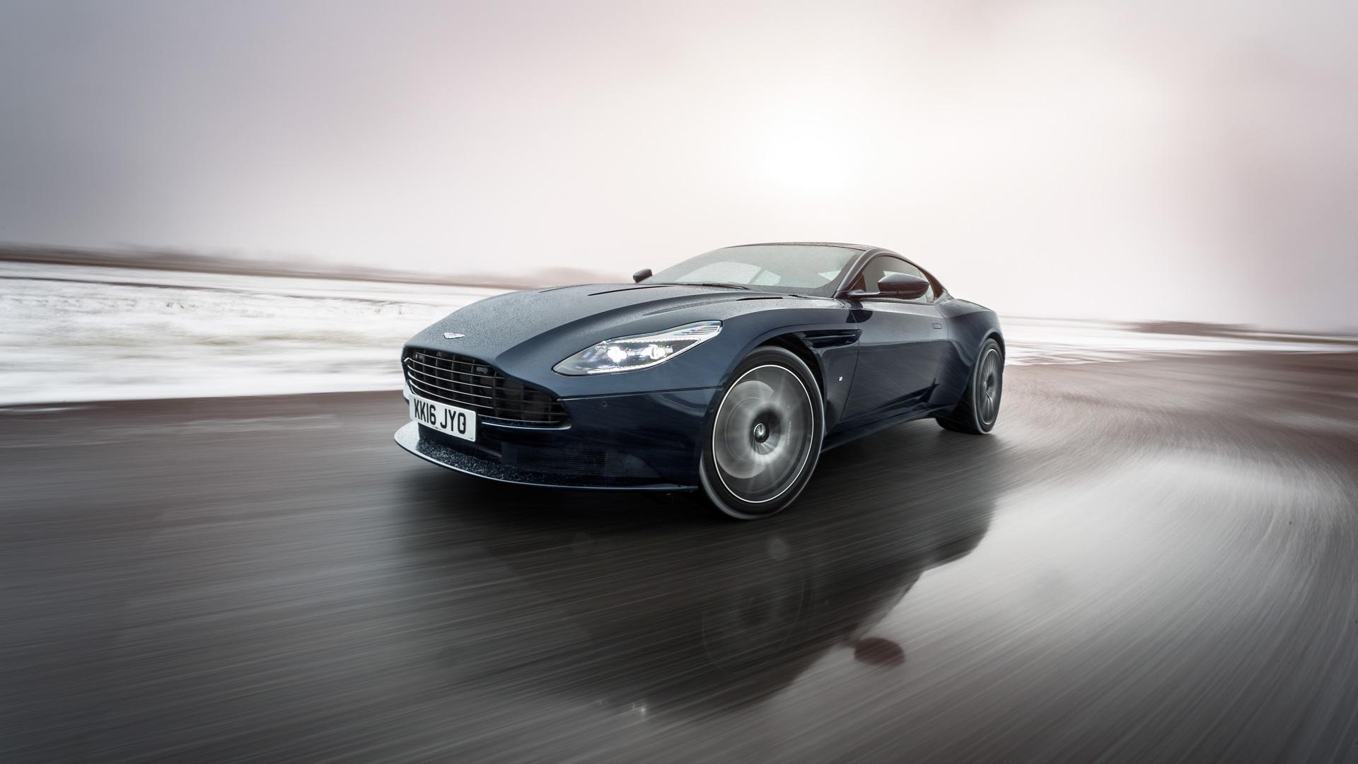 Тест-драйв мечты Джеймса Бонда: Aston Martin DB11. Фото 7