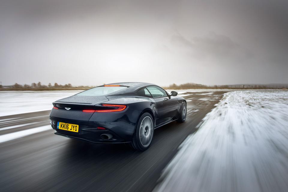 Тест-драйв мечты Джеймса Бонда: Aston Martin DB11. Фото 9