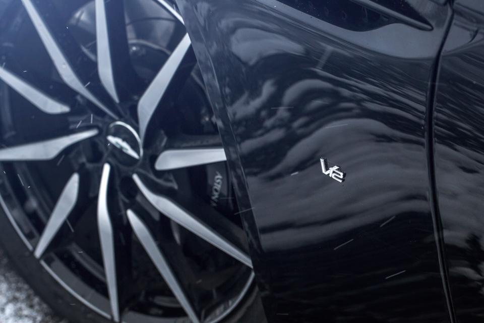 Тест-драйв мечты Джеймса Бонда: Aston Martin DB11. Фото 12