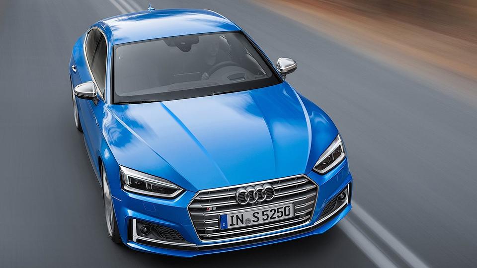 Ауди объявила рублевые цены нановые A5 иS5 Sportback
