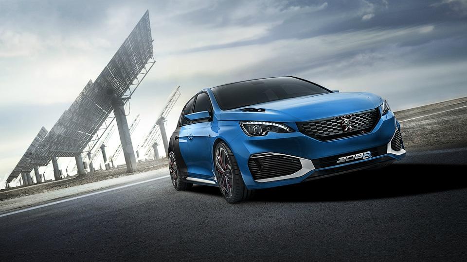 Французы выпустят бензин-электрический 308-й для конкуренции с«Фокусом» RS