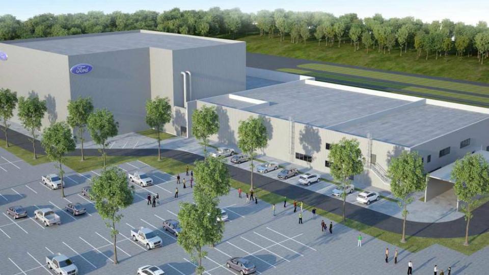 Форд вКельне построит 1-ый вавтопроме климатический завод
