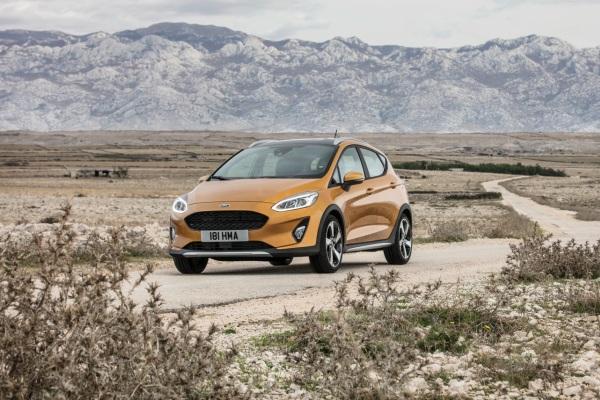 Ford Fiesta 2017: стали известны подробности