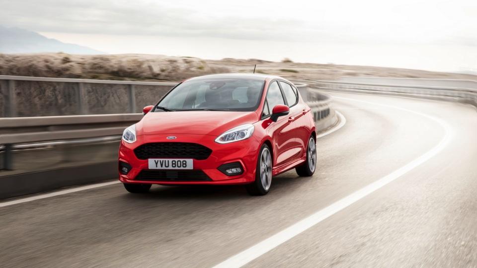 Компания Форд раскрыла информацию о новоиспеченной Fiesta