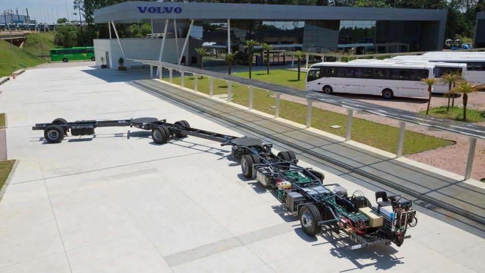 Компания Volvo построит самый большой вмире автобус