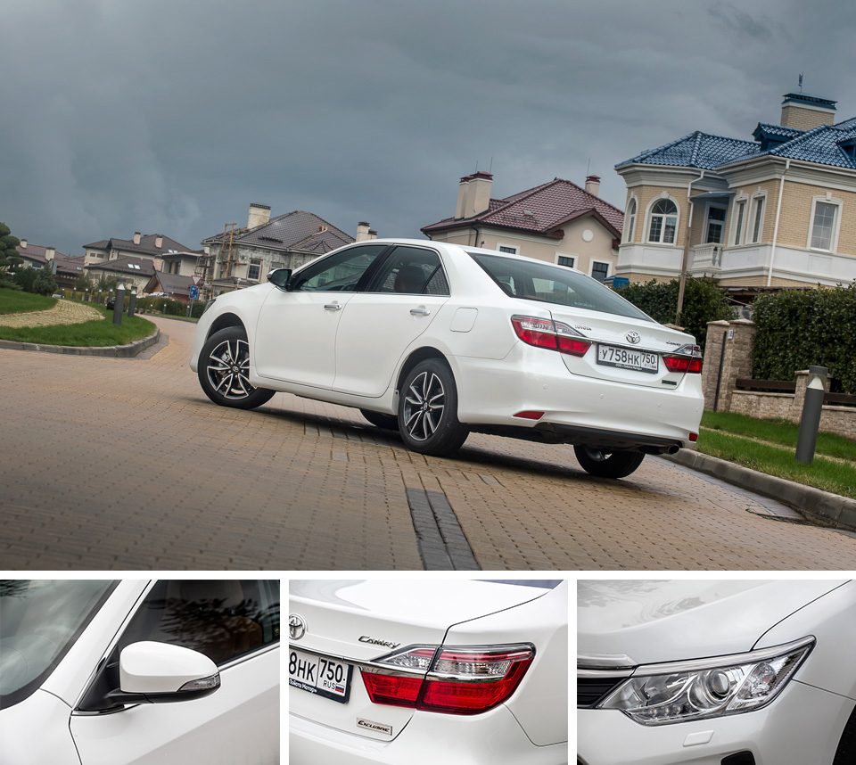 Длительный тест Toyota Camry с«Яндекс. Навигатором»: часть первая. Фото 1
