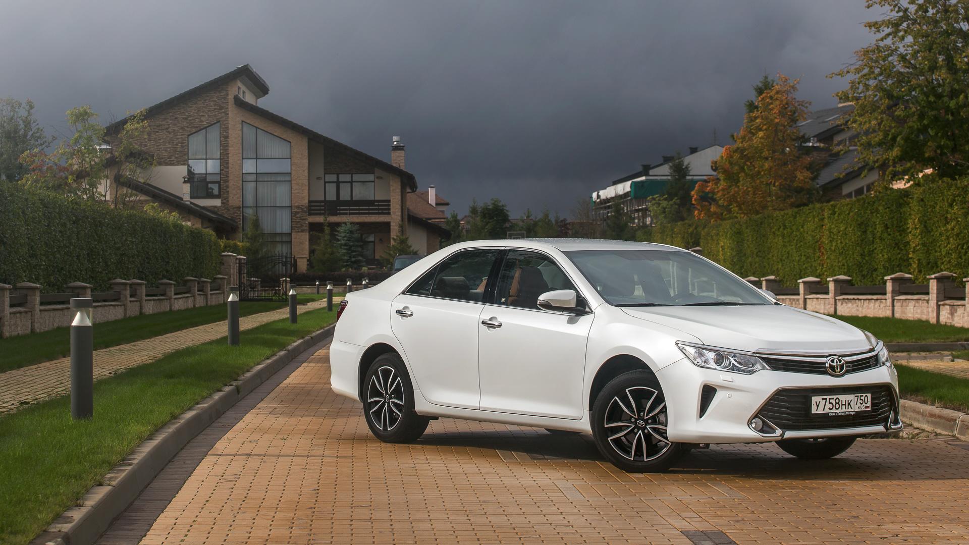 Длительный тест Toyota Camry с«Яндекс. Навигатором»: часть первая. Фото 3