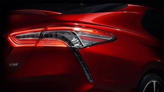 Какой будет новая Toyota Camry. Первые фото