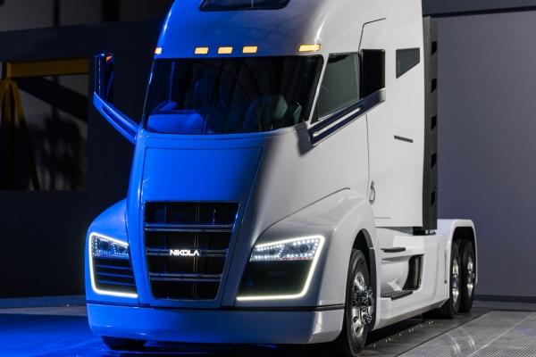 Nikola Motor сдержала слово иявила миру чудо-грузовик— Воздушный замок