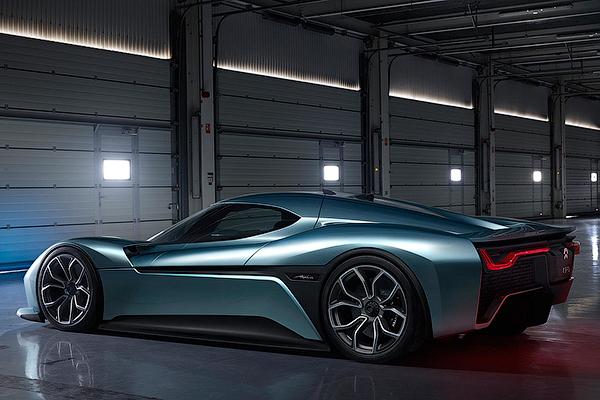 Китайский производитель автомобилей NextEV выпустит конкурента Tesla Model Xвконце 2018г.