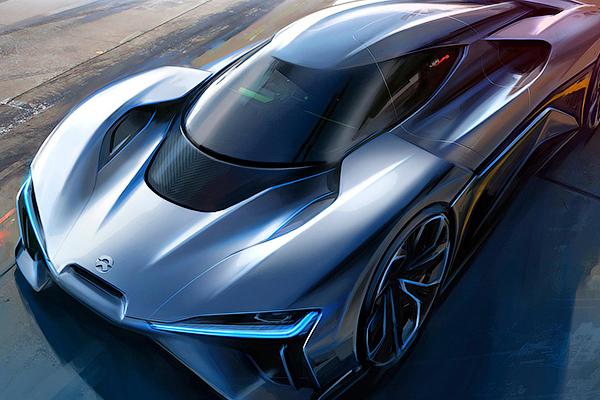 Китайцы изNextEV сделают конкурента Tesla Model Xпоцене «Тойоты