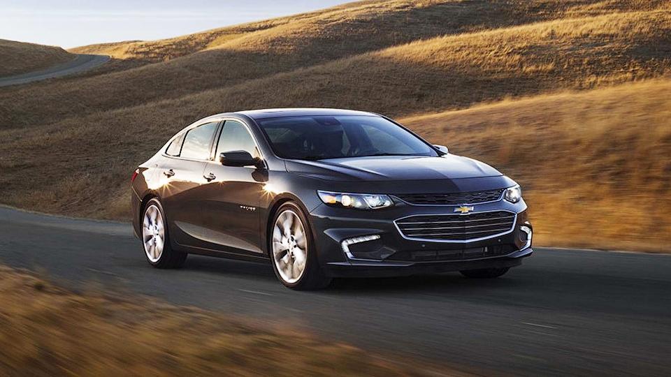 GMвпервые установит 9-ступенчатый «автомат» наседан Chevrolet