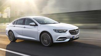 Какой будет новая Opel Insignia. Фото