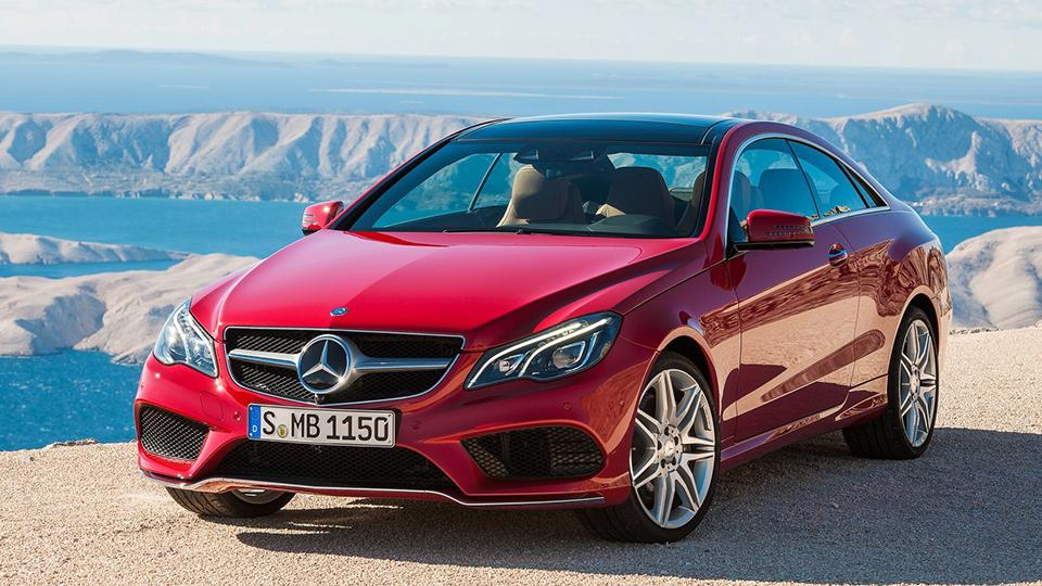Стали известны подробности оновой модели семейства Mercedes-Benz E-Class. Фото 1