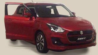 Каким будет новый Suzuki Swift. Первые фото - Suzuki