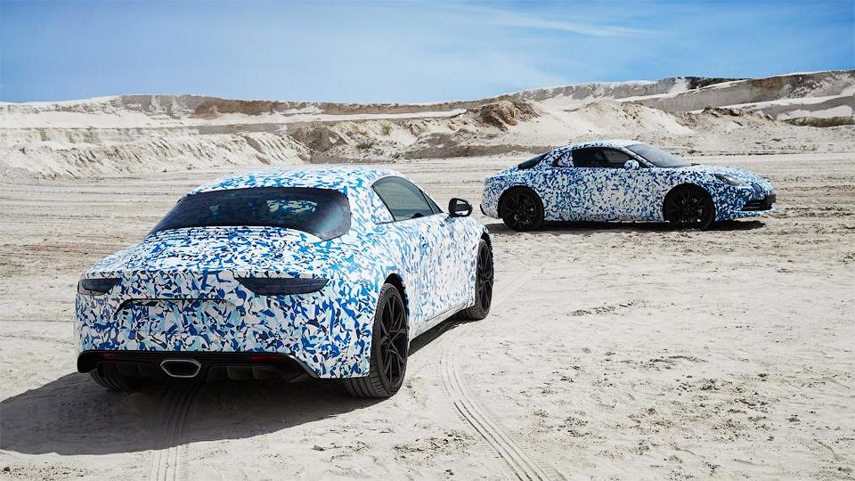 Компания Renault начала принимать предзаказы наспорткупе Alpine