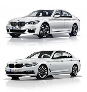 Тест новой «пятерки» BMW, которая теперь почти как «семерка». Только меньше