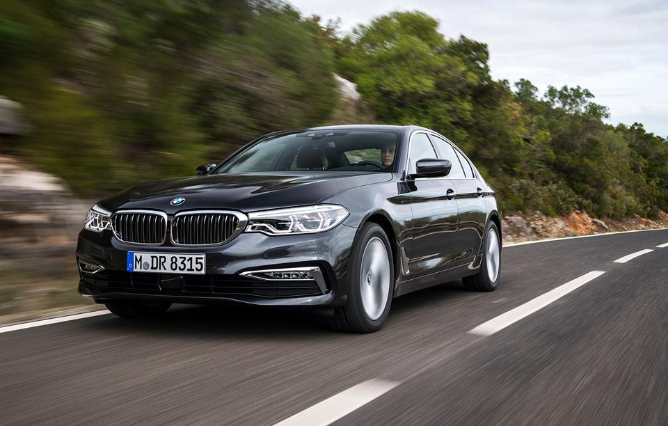 Тест новой «пятерки» BMW, которая теперь почти как «семерка». Только меньше. Фото 4