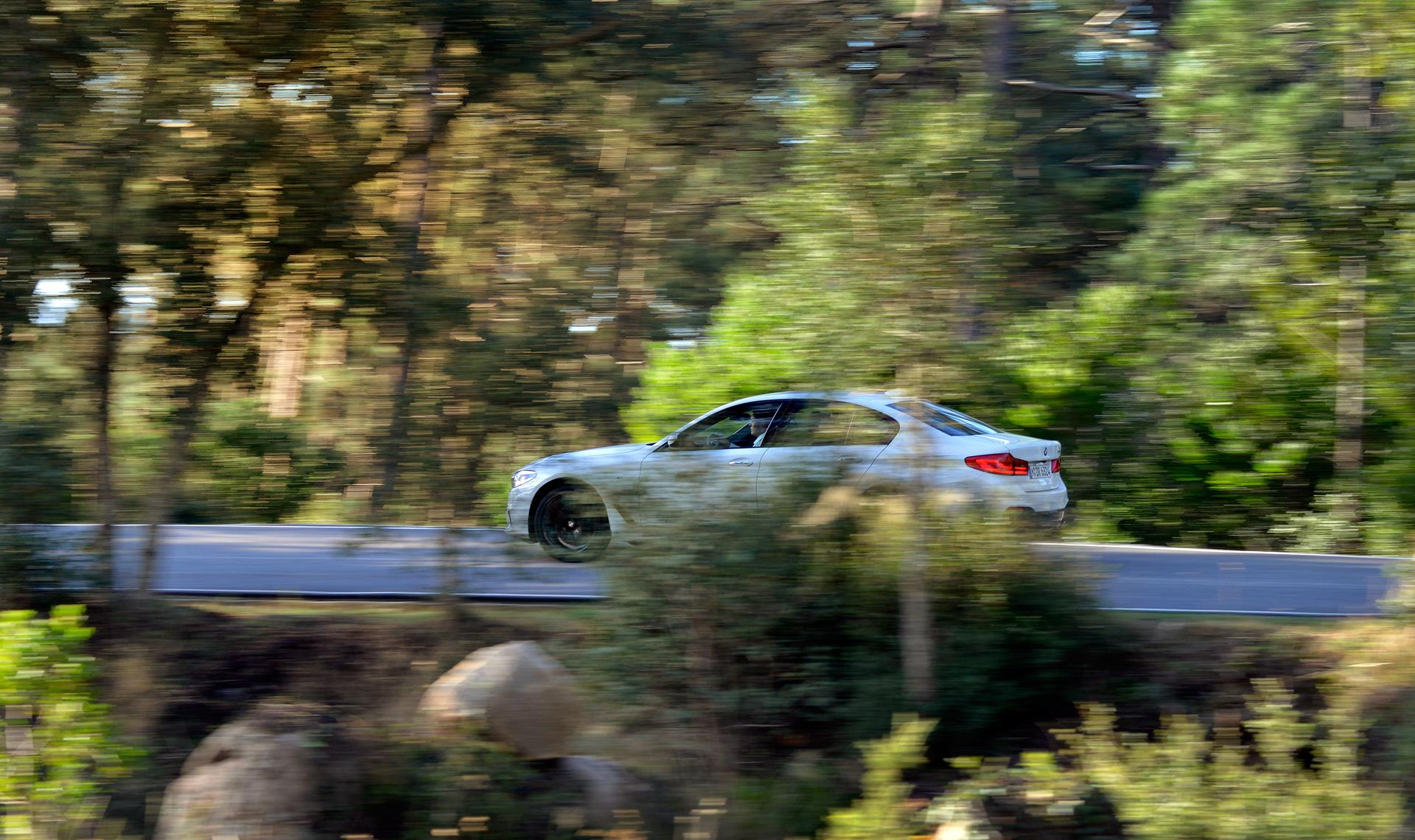 Тест новой «пятерки» BMW, которая теперь почти как «семерка». Только меньше. Фото 8