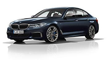 Тест новой «пятерки» BMW, которая теперь почти как «семерка». Только меньше. Фото 9