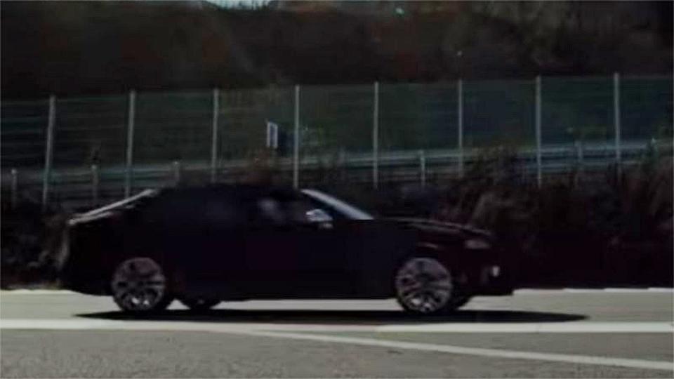 Кия показала собственный самый быстрый седан навидео