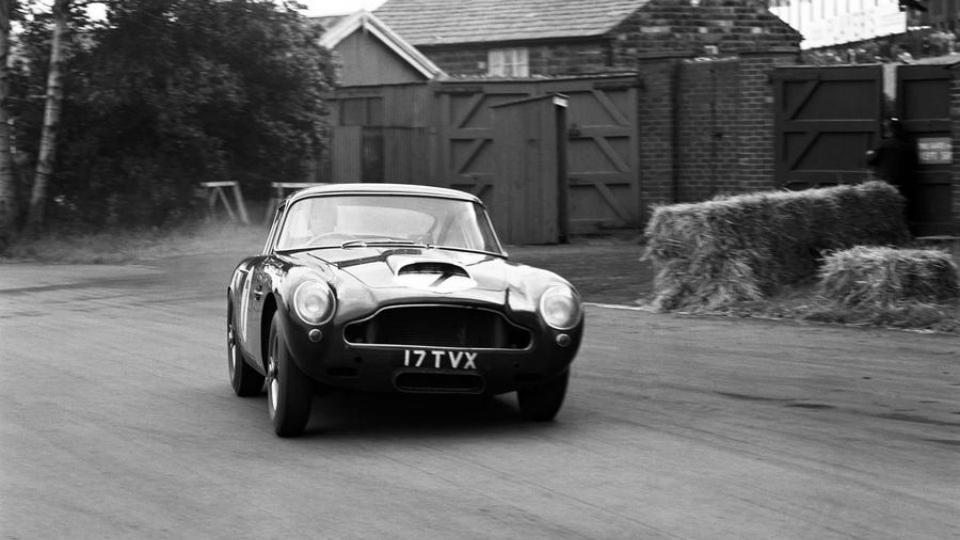 Aston Martin возродит спорткар полувековой давности