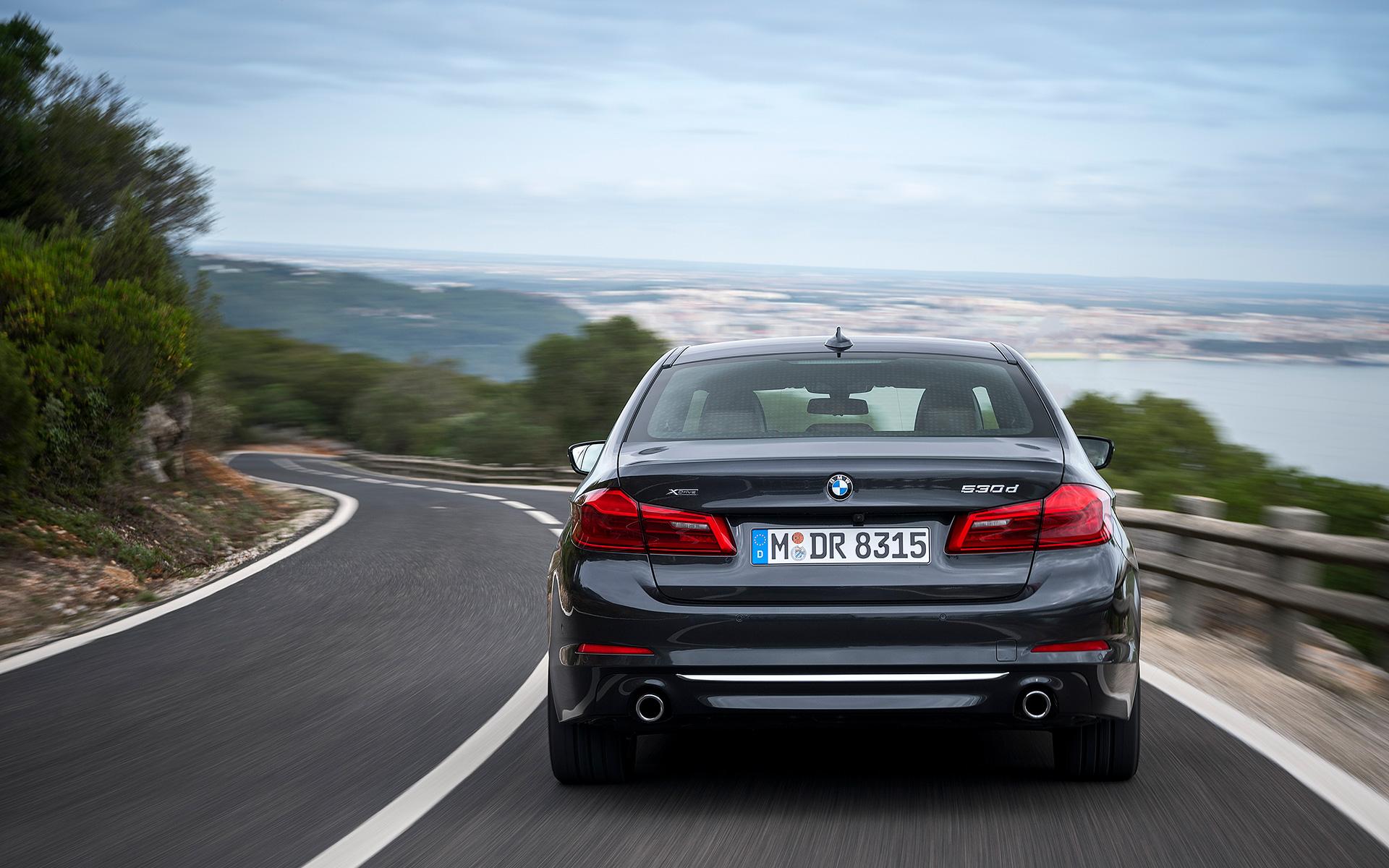 Тест новой «пятерки» BMW, которая теперь почти как «семерка». Только меньше. Фото 5