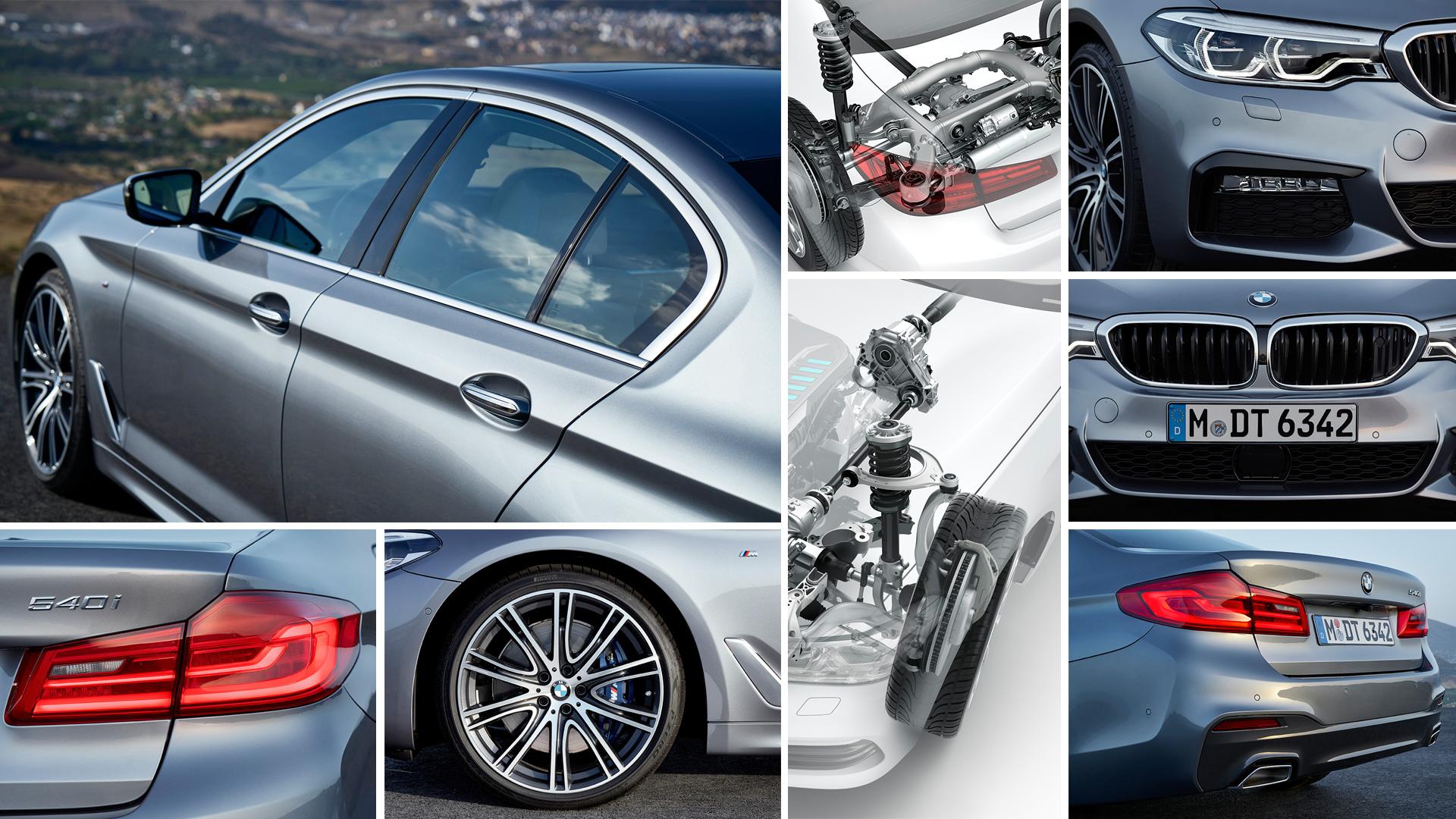 Тест новой «пятерки» BMW, которая теперь почти как «семерка». Только меньше. Фото 3