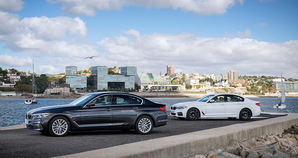 Тест новой «пятерки» BMW, которая теперь почти как «семерка». Только меньше. Фото 10