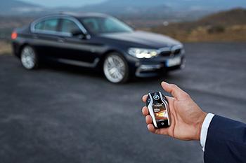 Тест новой «пятерки» BMW, которая теперь почти как «семерка». Только меньше. Фото 2