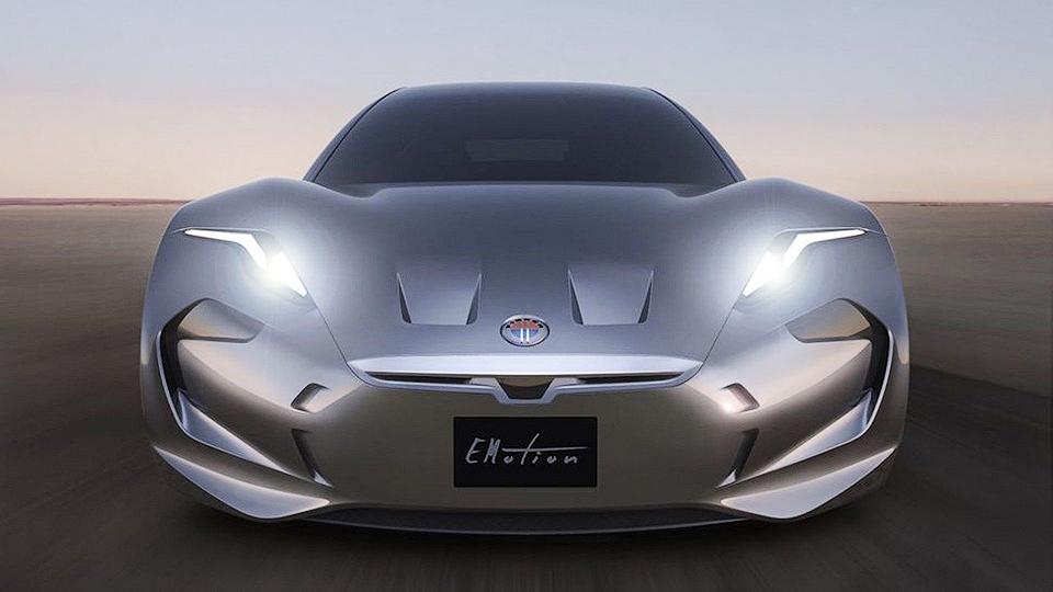 Новая модель Fisker проедет наэлектротяге 645 километров. Фото 2
