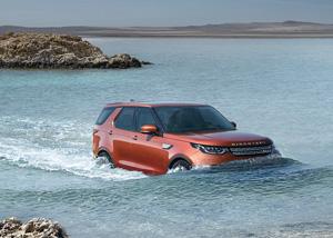 Первый тест революционного Land Rover Discovery