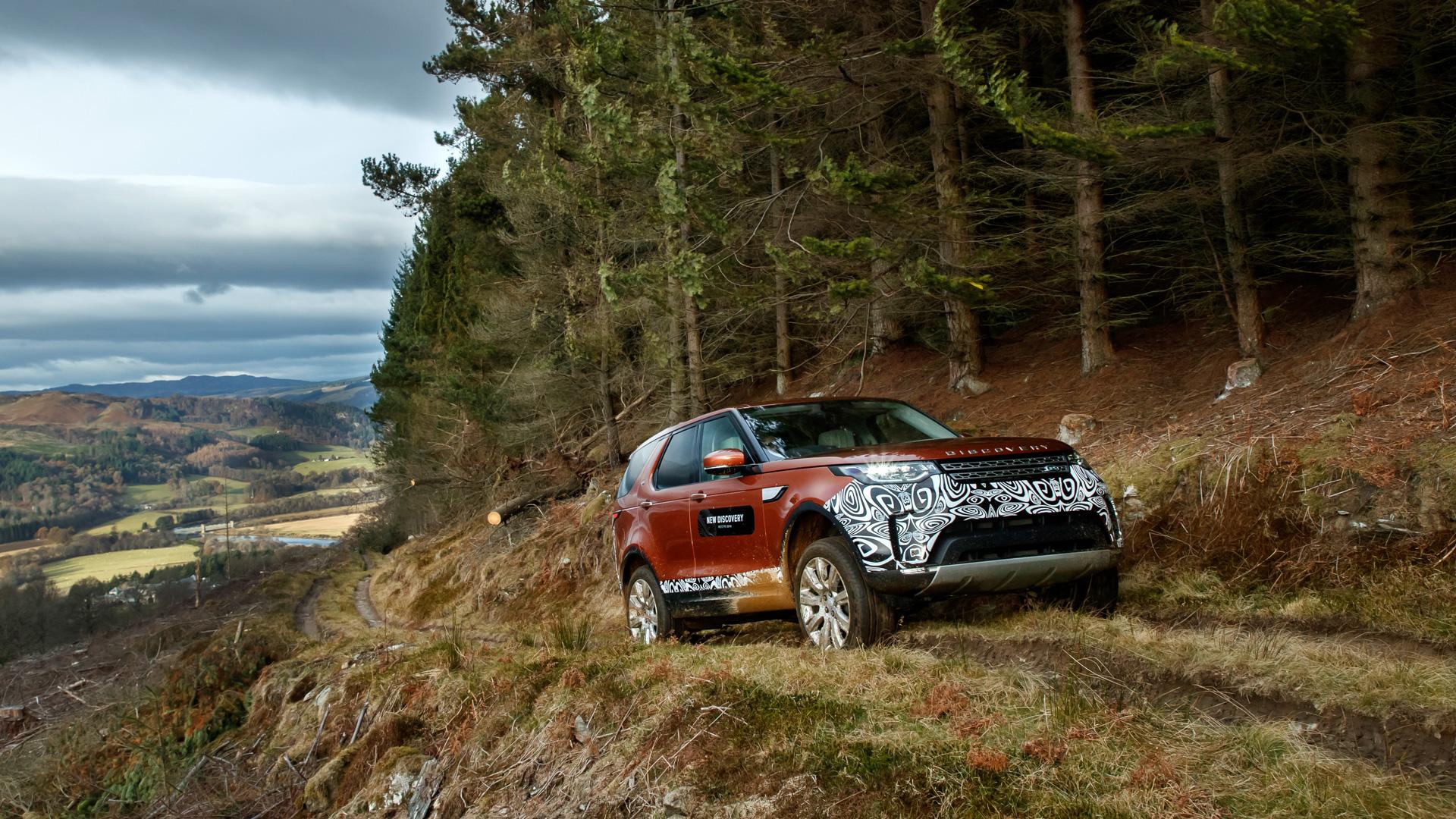 Первый тест революционного Land Rover Discovery. Фото 8