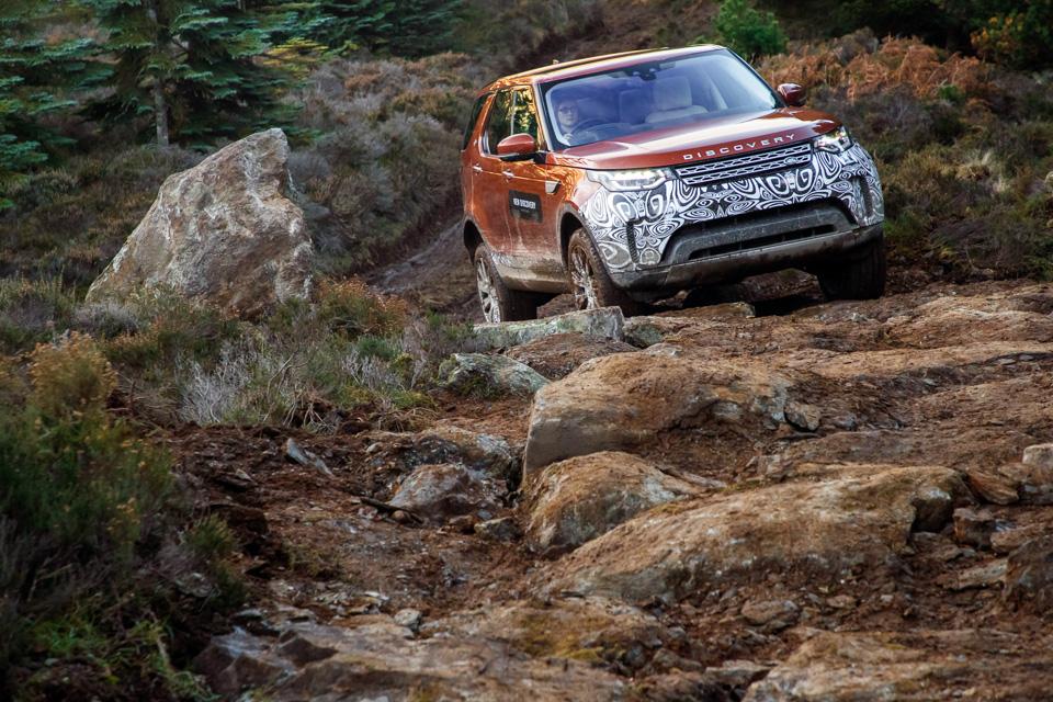 Первый тест революционного Land Rover Discovery. Фото 3