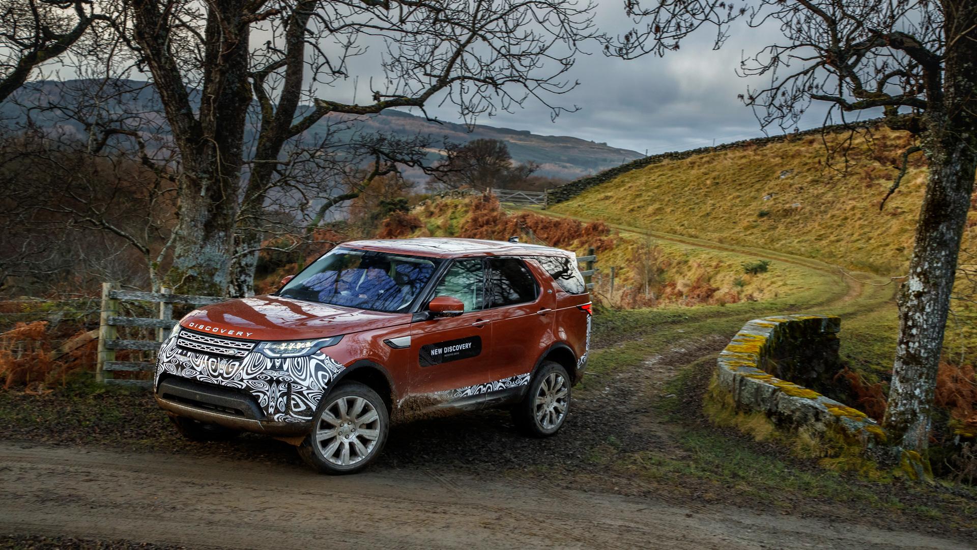 Первый тест революционного Land Rover Discovery. Фото 2