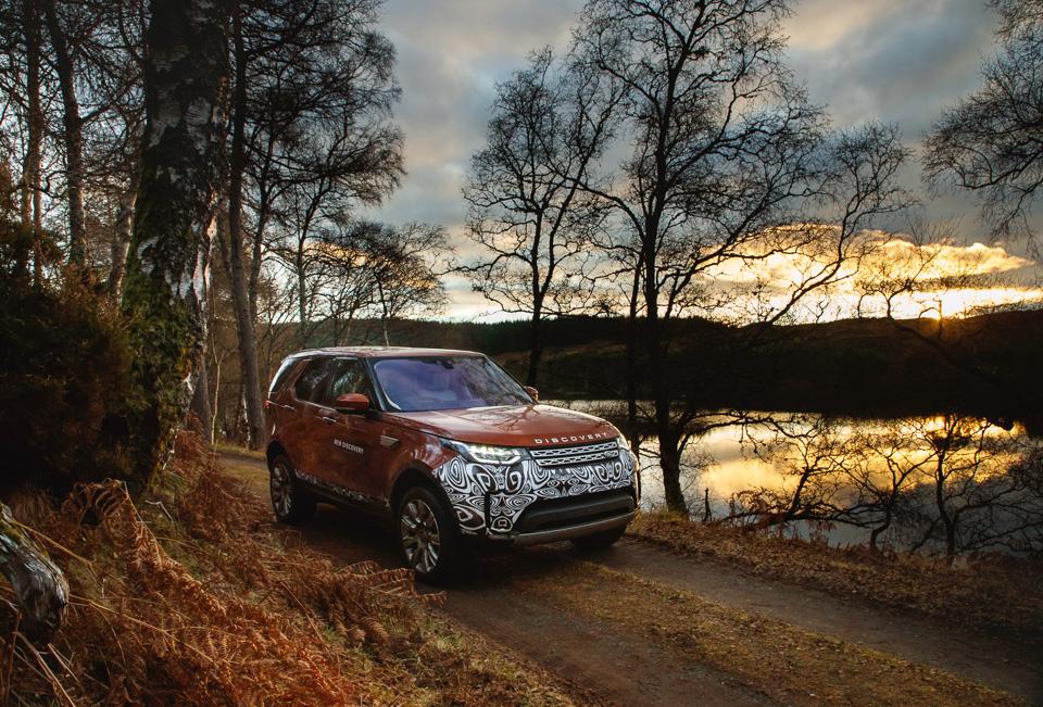 Первый тест революционного Land Rover Discovery. Фото 10