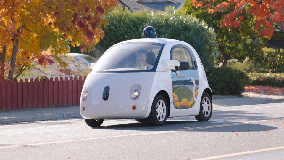 Google открыл отдельную компанию для разработки систем автопилотов