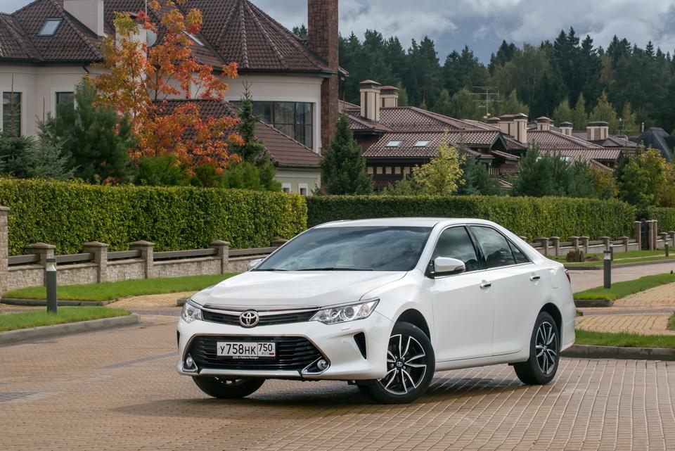 Длительный тест Toyota Camry с«Яндекс. Навигатором»: часть вторая. Фото 1