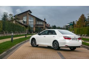 Длительный тест Toyota Camry с«Яндекс. Навигатором»: часть вторая. Фото 7
