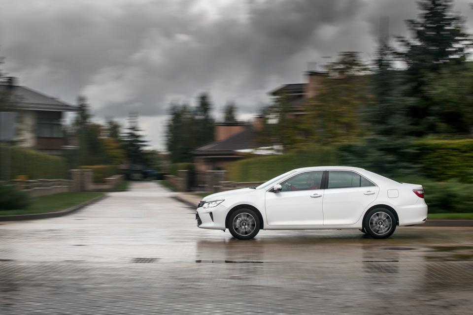 Длительный тест Toyota Camry с«Яндекс. Навигатором»: часть вторая. Фото 6