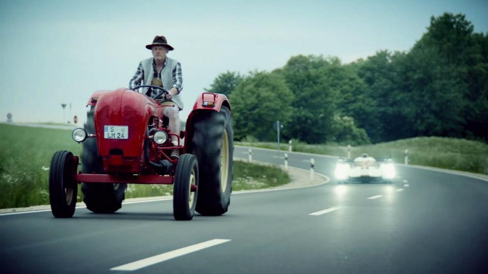 ВPorsche «подкололи» ушедшую изгонок навыносливость Audi