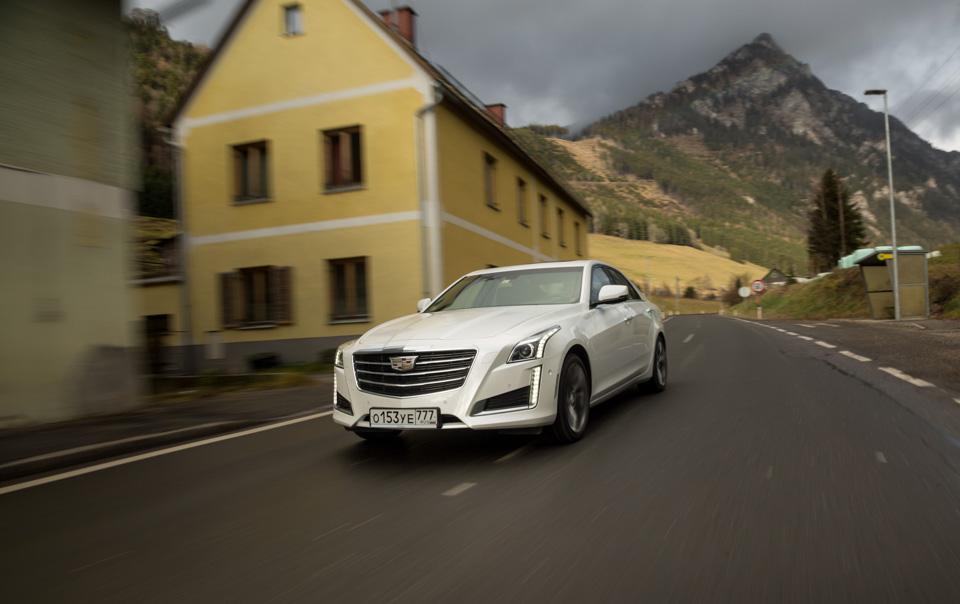Как Cadillac сделал присутствие седана CTS вРоссии чуть более осмысленным. Фото 4