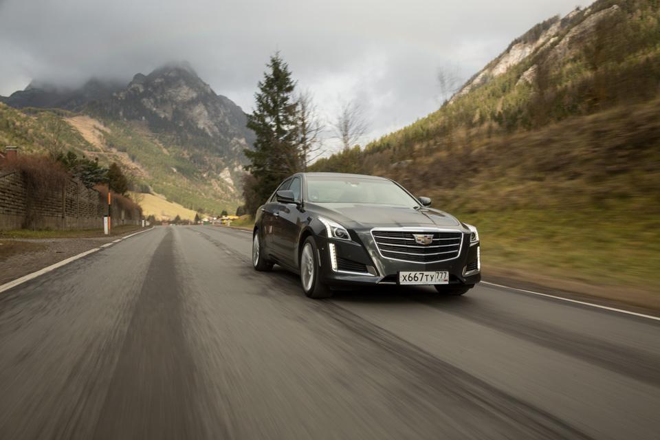 Как Cadillac сделал присутствие седана CTS вРоссии чуть более осмысленным. Фото 6