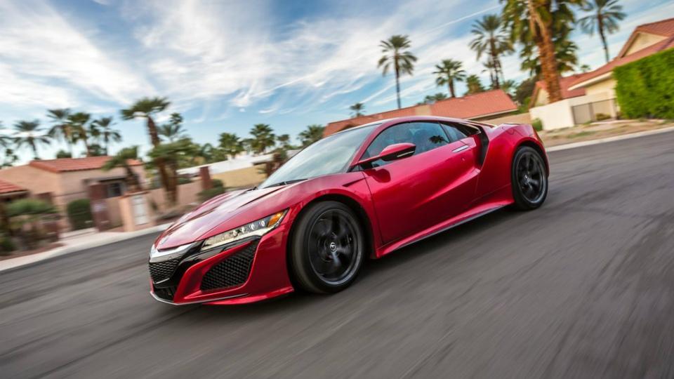 Acura снимет фильм для каждого покупателя суперкара NSX