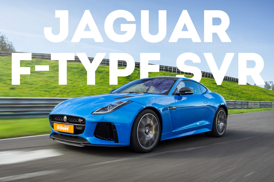 Битва года: Jaguar F-Type SVR vs Chevrolet Corvette Z06. Фото 5