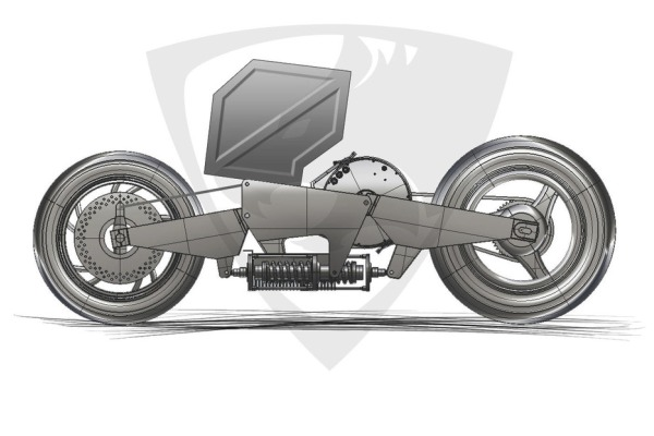 Fenris Motorcycles разогнали электрический мотоцикл до300 км/ч